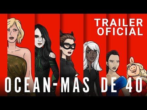 Ocean - Mas de 40   Trailer Oficial