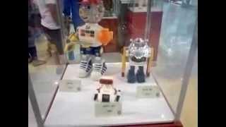 Robos-BAM BÔ 1975/DING BÔ 1985/TRONY 1994-Brinquedos antigos