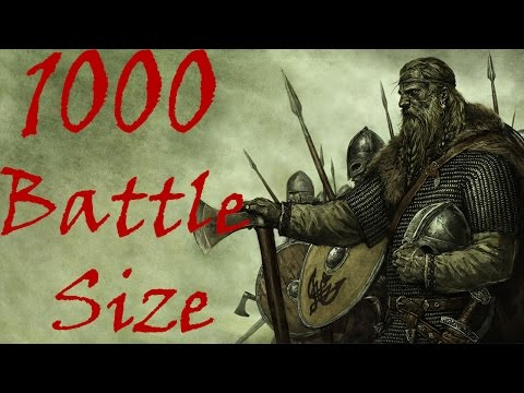 Mount And Blade Warband Increase Battle Size Mp3 Video Free Download