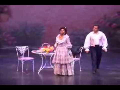 La Traviata, Mississippi Opera-2005; Marsha Thompson as Violetta
