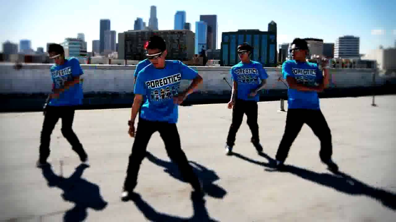 The Poreotics Crew - YouTube
