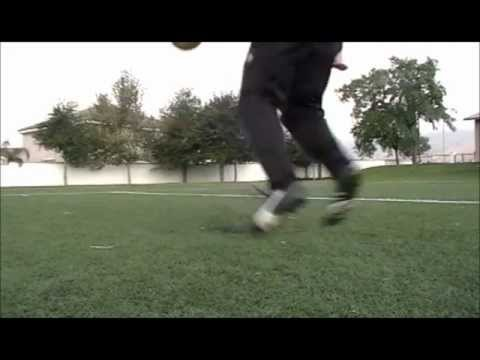"Neymar da Silva Santos Júnior ""Neymar Chip Move"" football soccer move"