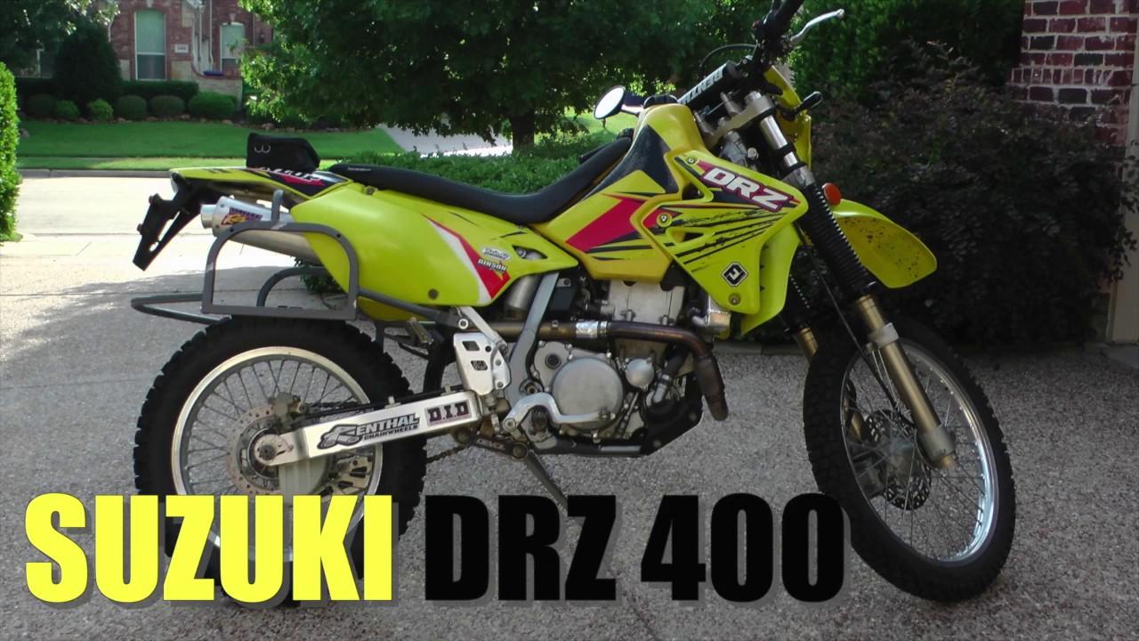 P/N: 3302 Suzuki DRZ400E/ DRZ 400S