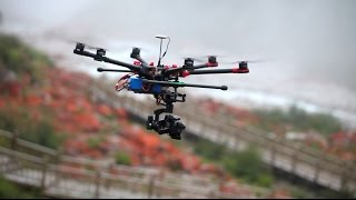 DJI Spreading Wings S900: Create Anywhere thumbnail