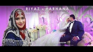 Indian Muslim Mehendi Night & Reception of Riyaz & Farhana by Digimax Video Productions