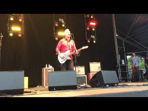 Billy Bragg - A13 Trunk Road to the Sea live at Village Green Festival 2016