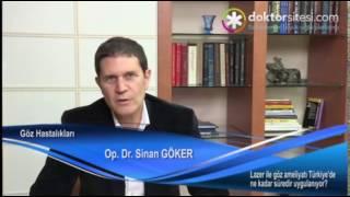 Lazer ile göz ameliyatı Türkiye' de ne kadar süredir uygulanıyor?