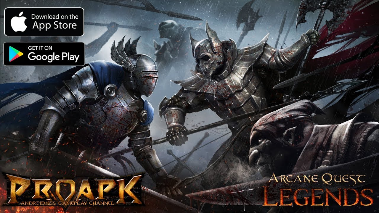 Download Arcane Quest Legends 1.0.7 (Free) for Android