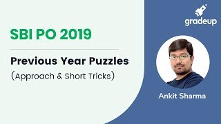 SBI PO 2019 | Previous Year Paper Discussion | Puzzles