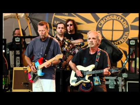 JJ Cale Eric Clapt  Call Me The Breeze  From Crossrods Guitar Festival 2004