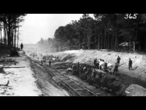 The Canadian Pacific Railroad and how it affected Canadian History