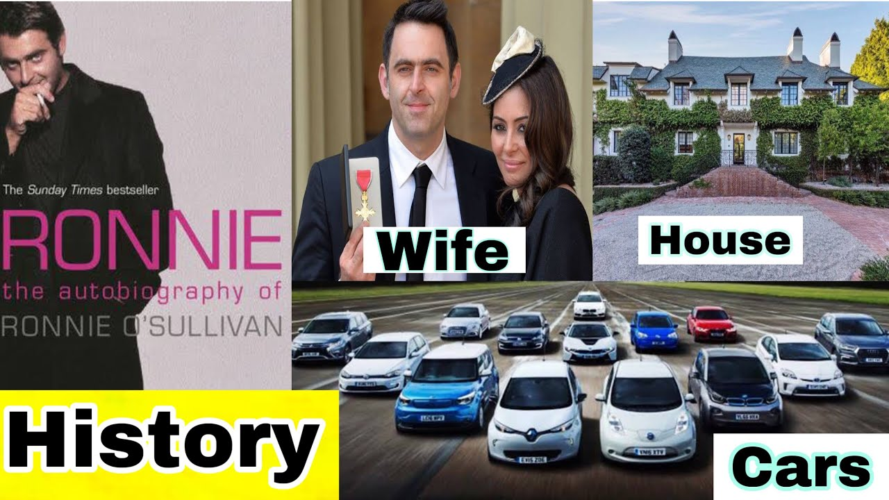 Download RONNIE O'SULLIVAN Life Style, Family, History, Net Worth, Cars, Records, Houses, Biography 2020 ᴴᴰ