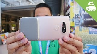 SXSW 2016 through the eyes of LG G5