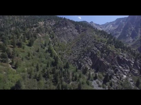 DJI INspire 1 at Storm Mountain, Utah by Brendon Porter
