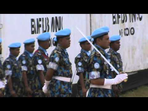 Bangladesh police in united nation(UN), congo, Africa part-4
