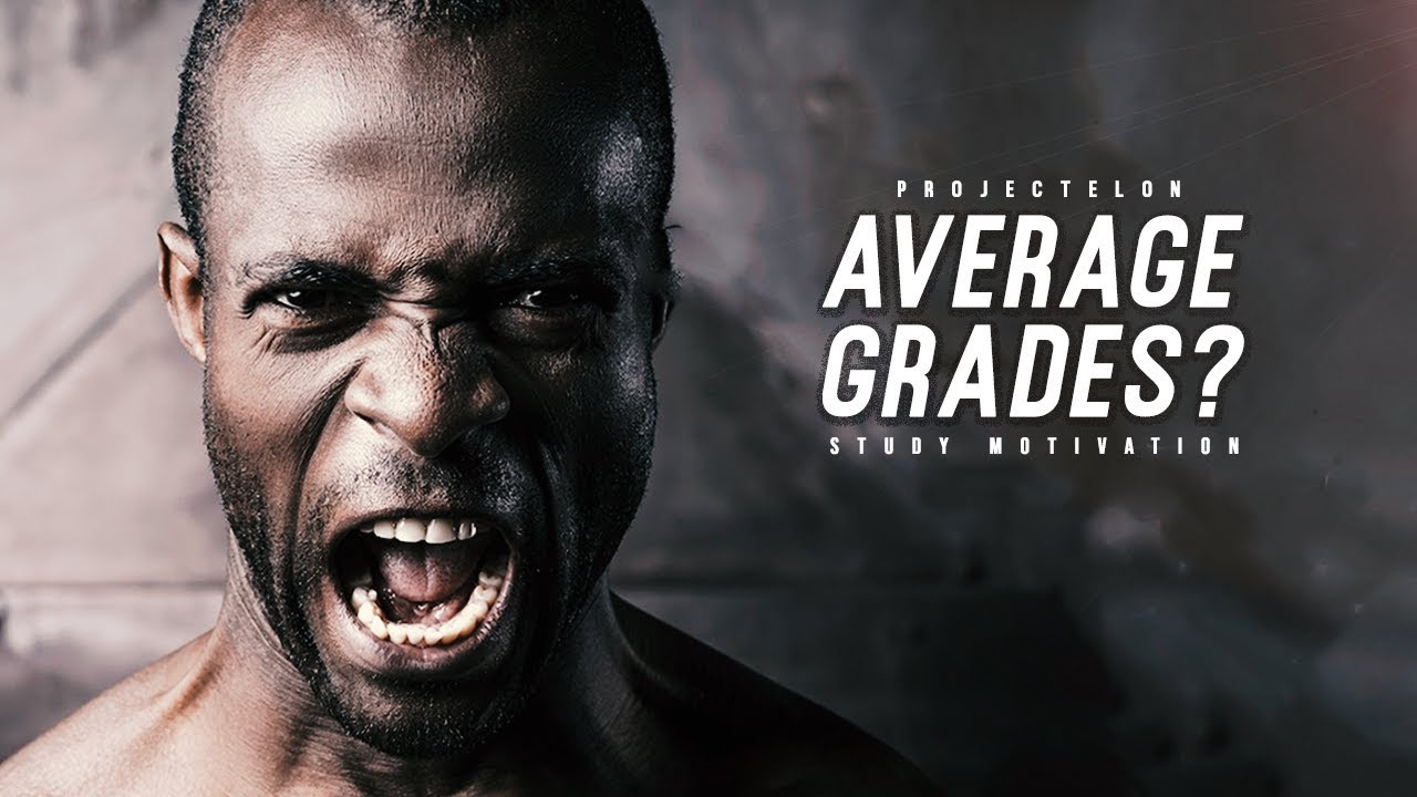 WHY Are Your Grades Average? | Study Motivation Video