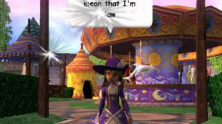 Wizard101 Music Video Easy Paula DeAnda Lil