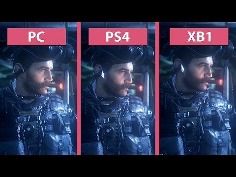 Call Of Duty Modern Warfare Remastered – PC Vs. PS4 Vs. Xbox One Graphics Comparison