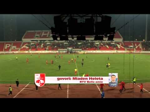 Mladen Heleta - Završni komentar utakmice FK Radnički Niš - FK Čukarički