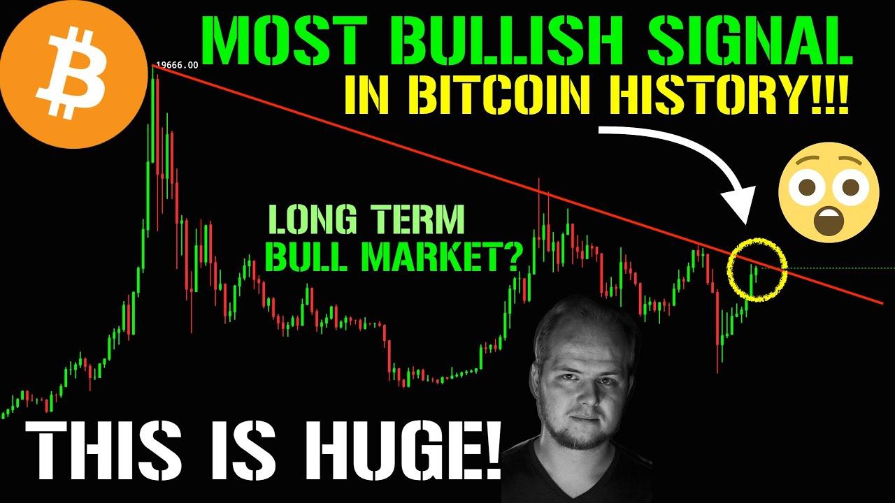 THE MOST BULLISH SIGNAL IN BITCOIN HISTORY?!?! | Bull Market Around The Corner 👀 3