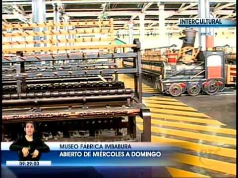 Fábrica Imbabura - La Noticia RTS