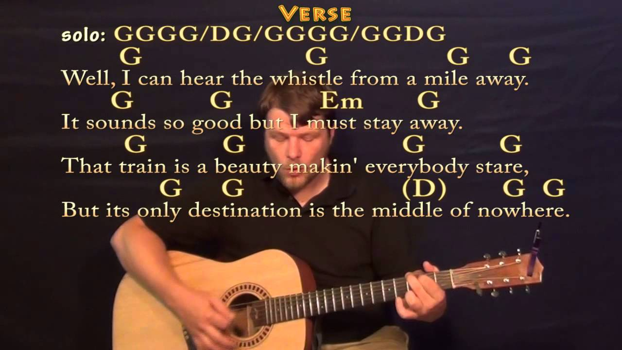Long black train josh turner strum guitar cover lesson with long black train josh turner strum guitar cover lesson with chordslyrics youtube hexwebz Images