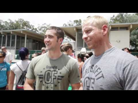 CrossFit - CrossFit Games Behind the Scenes - 2011: Athlete Orientation