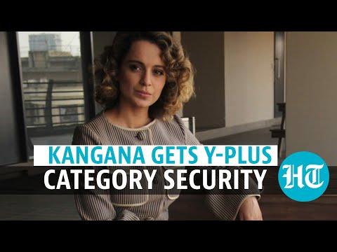 కంగనకు YPlus భద్రత