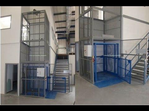 Goods Lifts Mezzanine Floor Platform Mezz Lift Warehouse Mhs Ltd