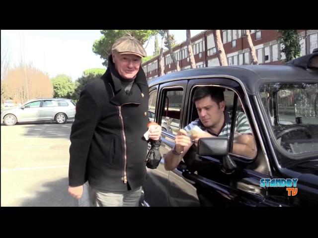 ARRIVA IL TAXI con Rick Hutton e Federico Saliola