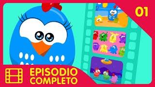 Gallina Pintadita Mini - Episodio 01 Completo (12min)