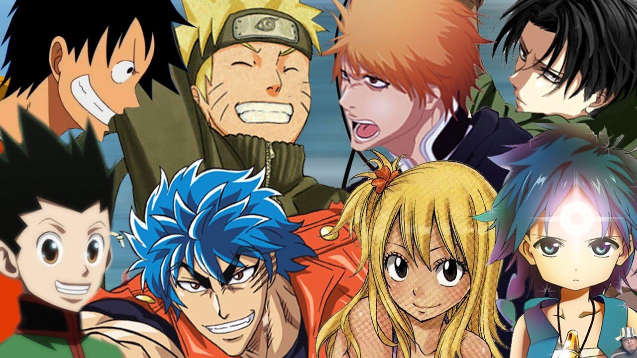 best mangas