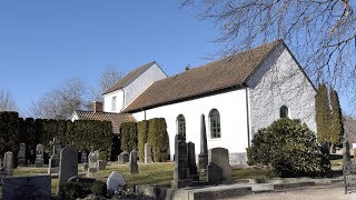 Röstånga kyrka Skåne
