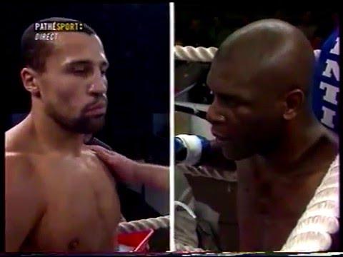 Frederic Esther vs Eliseo Nogueira II 2001-12-14
