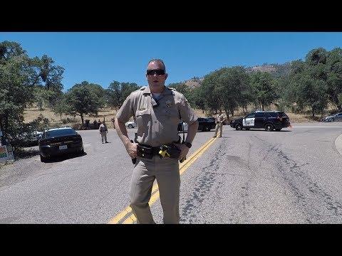Fresno County Deputy Shot In Armed Standoff