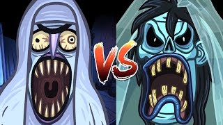 Troll Face Quest Horror Vs Troll Face Quest Horror 2 Halloween Special - All Win Fail Walkthrough