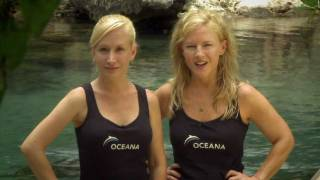 Rachael Harris, Angela Kinsey Want to 'Get Turtles Off the Hook' | Oceana