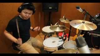 Noah - Separuh Aku (Drum Cover) by Martin Djong (The Chocolate Series)