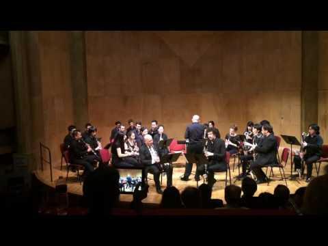 Michel Arrignon and Nicolas Baldeyrou play Mendelssohn- Concert piece No.2