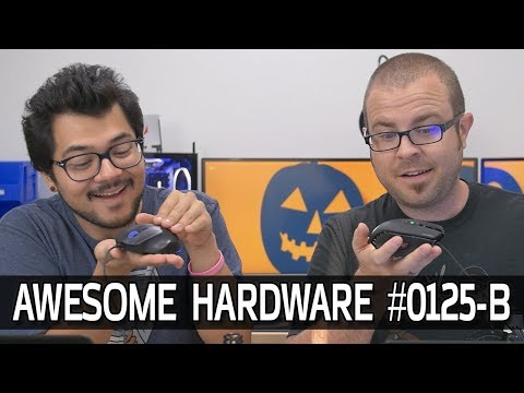 Awesome Hardware #0125-B: Mini ITX X399 board! GTX 1070 Ti Pictured!