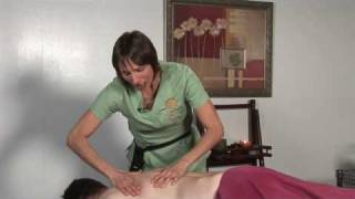 Massage Therapy : How To Give A Healing Massage