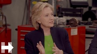 The Deck Is Still Stacked | Hillary Clinton