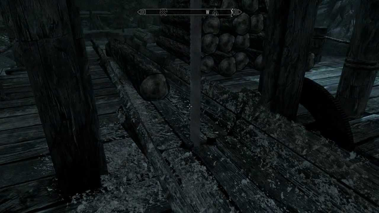 how to cut throat in skyrim
