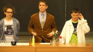 Chemická šou