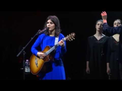 Katie Melua & Gori Women's Choir - O holy...