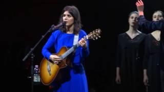Katie Melua & Gori Women's Choir - O holy night, 14.11.2016, Toruń, Poland