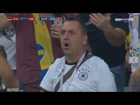 اهداف في أخر اللحظات كأس العالم مونديال روسيا وجنون المعلقين 'فهد العتيبي , عصام الشوالي , رؤوف خليف