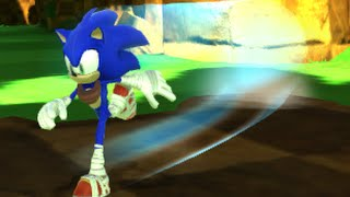 sonic generations mod boom voice+boom boost Sound+boom sonic Blue Trail