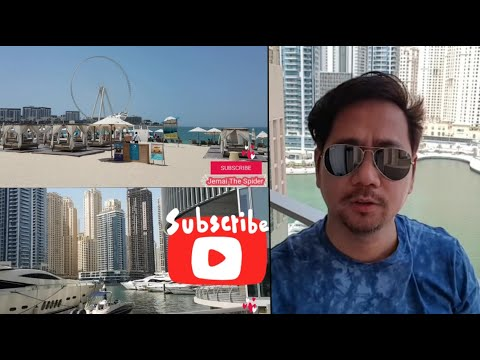 Dubai Marina – The Walk – JBR