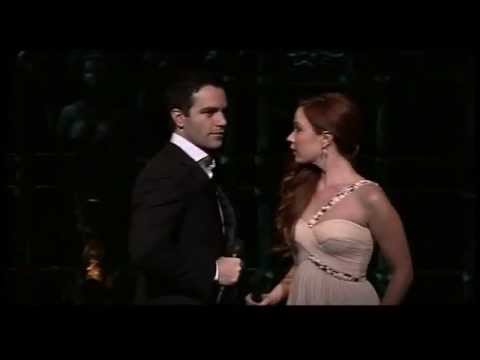 Ramin Karimloo and Sierra Boggess  The Phantom Of The Opera